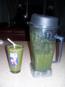 My Raw Breakfast 0 Green Smoothie